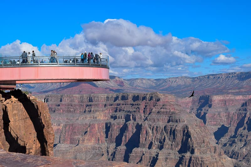 Grand Canyon West... Take a Walk on the West Side!