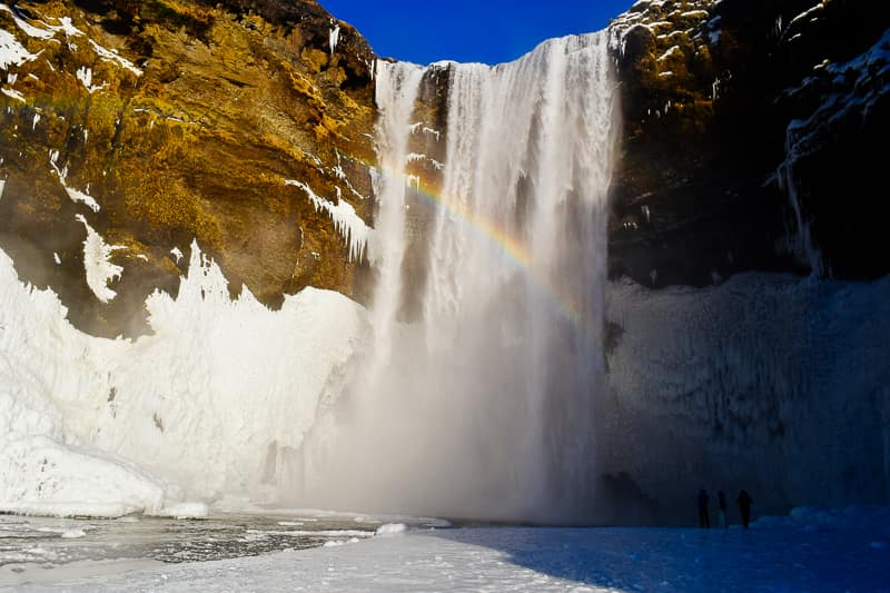 Skogafoss Waterfall Iceland itinerary best things to do