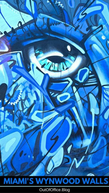 Wynwood Walls is 80,000 square feet of abandoned warehouse walls turned canvas of street artists; it has become 'the biggest outdoor museum in the world'