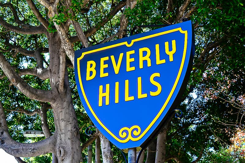 A Day in Beverly Hills: the World's Most Glamorous Zip Code