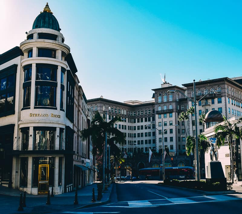 Ultimate Guide to Los Angeles Beverly Hills