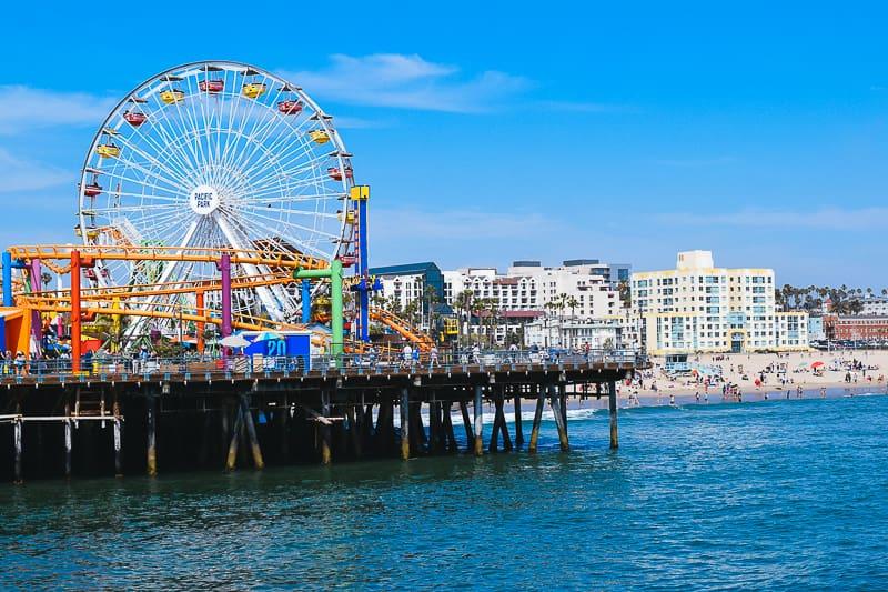 Ultimate Guide to Los Angeles Santa Monica Pier