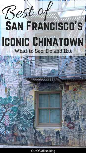 Pagodas, lanterns, painted balconies, temples, tai chi, street art, fortune cookies, egg tarts and dim sum… it's the BEST of San Francisco's Chinatown!