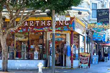 Haight Ashbury San Francisco things to do