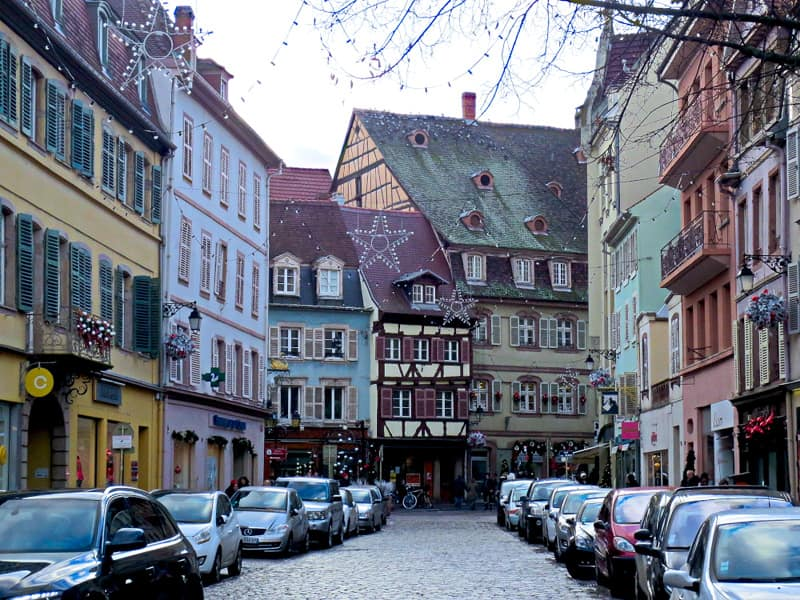 Colmar France old town