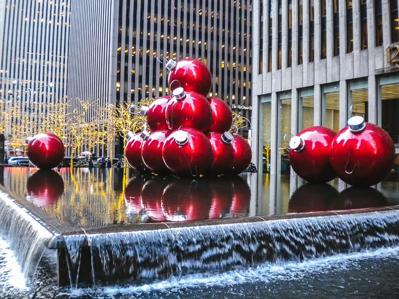 Things To Do In Nj For Christmas.50 Things To Do In New York City At Christmas Out Of Office