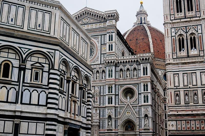 Santa Maria del Fiore Florence Italy travel tips