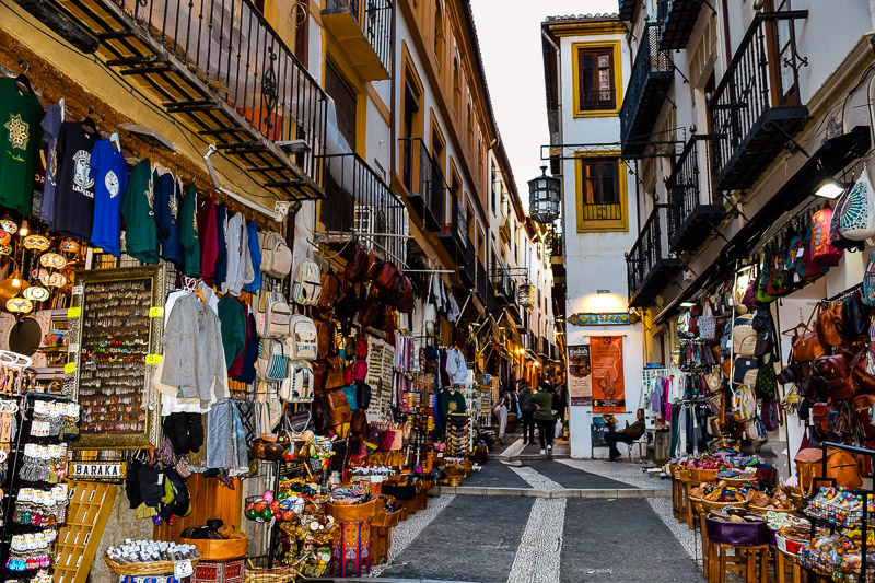 35 Things to Do in Granada Spain: the Crown of Castile • Out