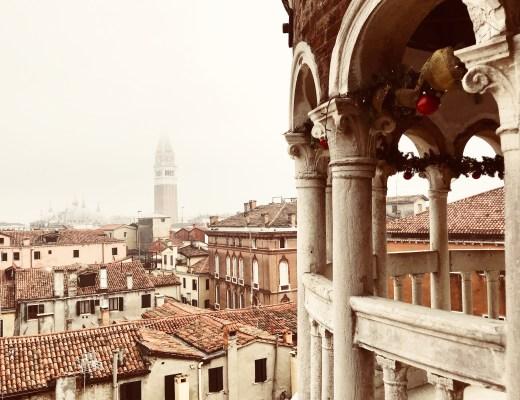 venezia a natale scala contarini del bovolo