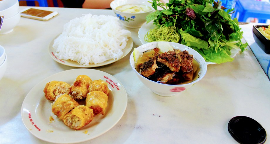 What to Eat in Hanoi.