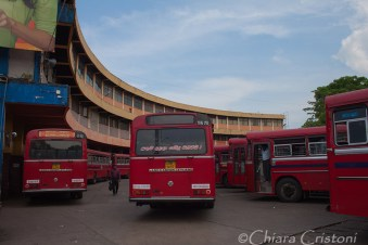 """Sri Lanka"" Colombo ""Central Bus Stand"""