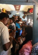 On the Galle-Colombo train