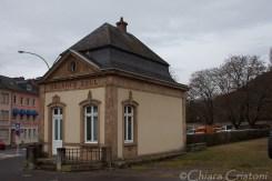 Echternach border customs