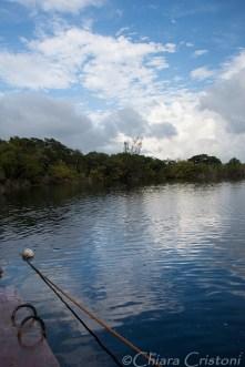 """Mexico Bacalar """"Cenote Azul"""""""