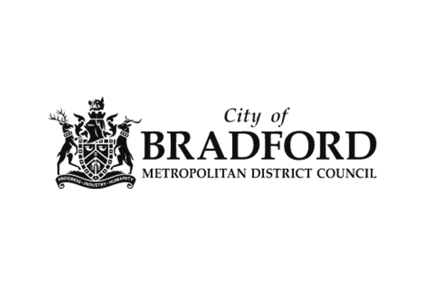 Bradford Council logo design