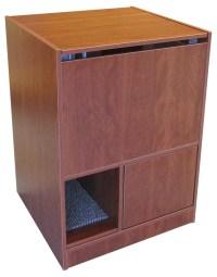 hidden litter box furniture  Roselawnlutheran