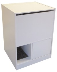 Top Rated Litter Box Furniture | Best Litter Box Cabinet