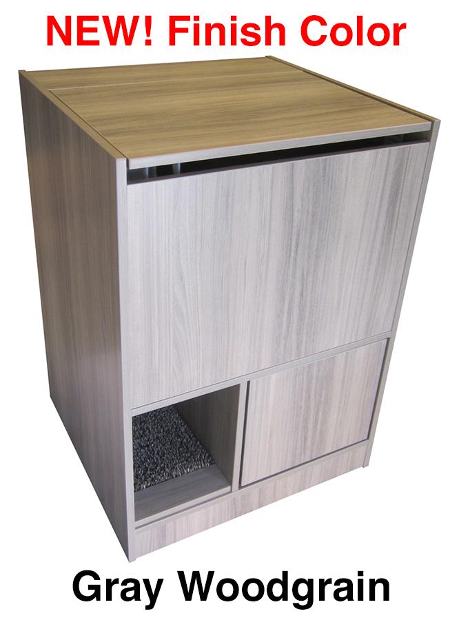 Top Rated Litter Box Furniture  Best Litter Box Cabinet