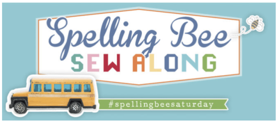 Spelling Bee Quilt Along │ Out of the Blue Quilts