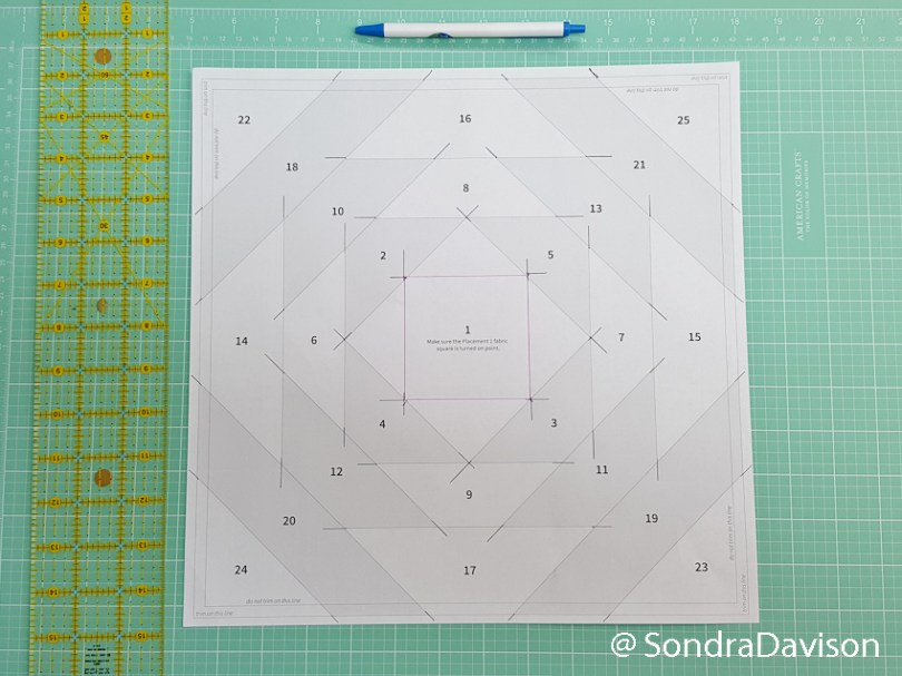 customizing pineapple foundation paper