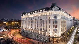Investimento em hotéis cresce 25% em Espanha
