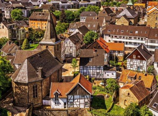 Investimento imobiliário na Europa deverá cair 14%