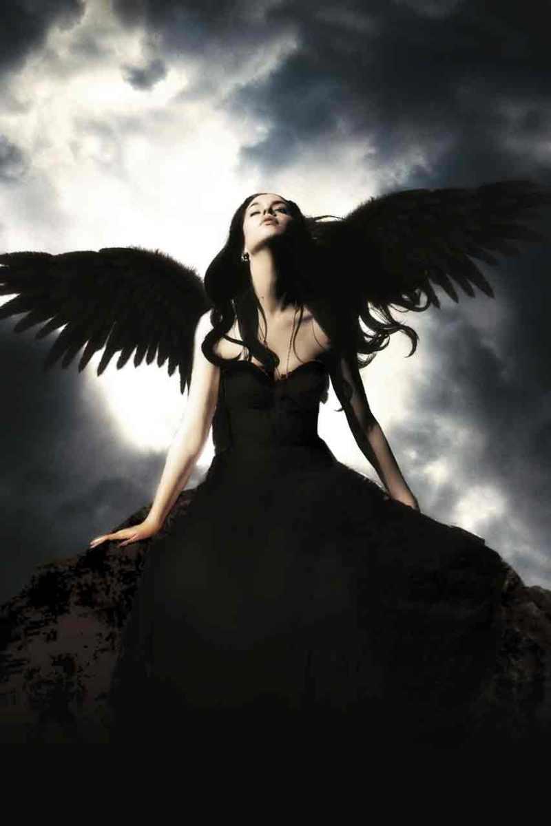 Raven Strange Little Girl Of Worldx