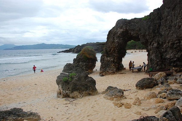 Morong Beach in Sabtang