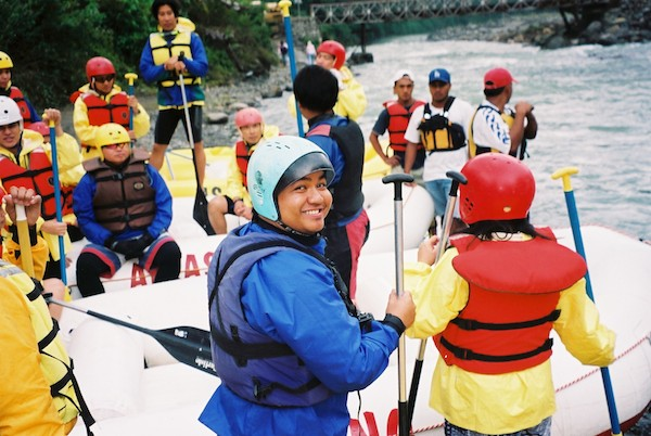 2003 Whitewater Rafting in Kalinga