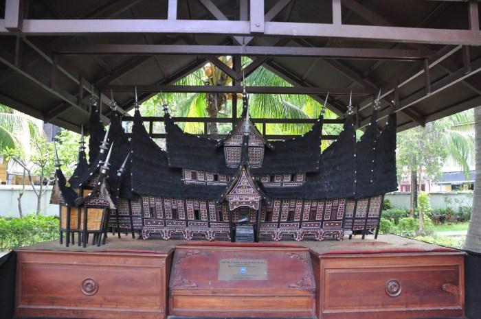 Malaysian Palace Replica