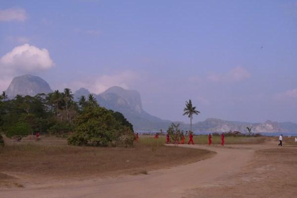 Lio Airport in El Nido Palawan