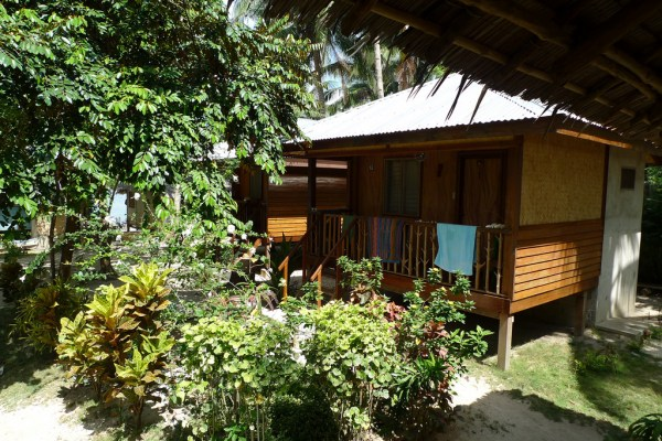 Native Cottages in El Nido Palawan