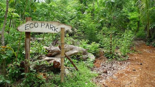 Ecopark Entrance