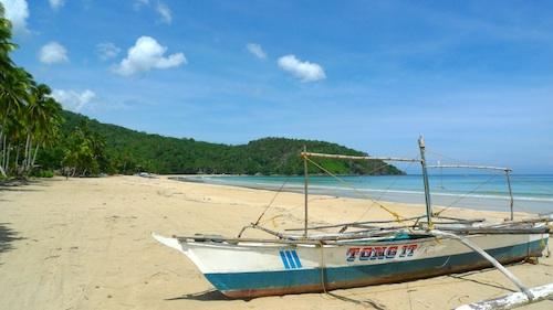 best beaches in palawan