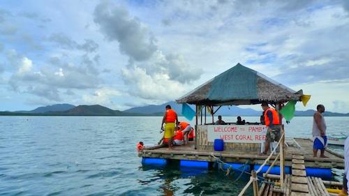 Pambato Reef Snorkeling Area
