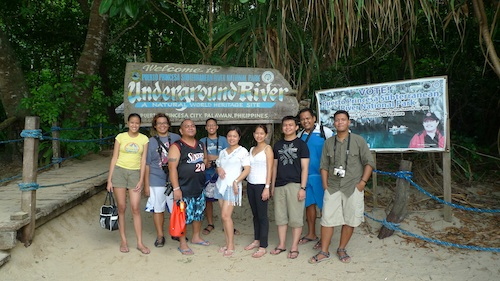 Pinoy Travel Bloggers with Microtel in Puerto Princesa