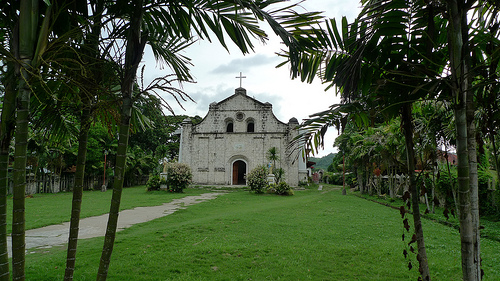 navales church