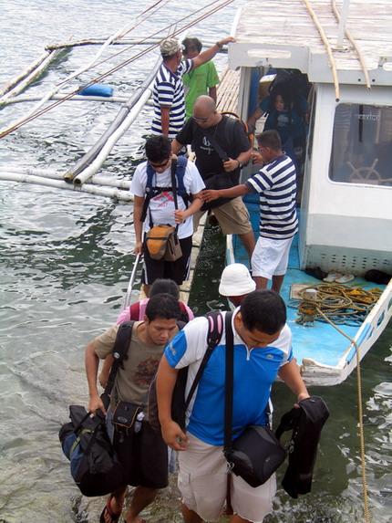Seair Adventure Club First Trip to Boracay