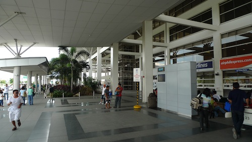 airport in panay