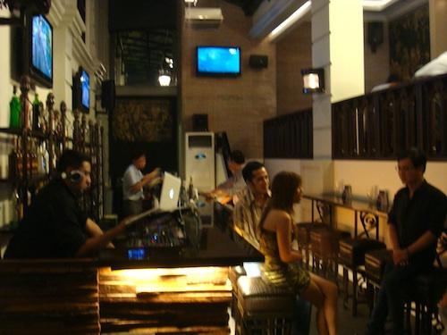 Inside Sidebar Cafe