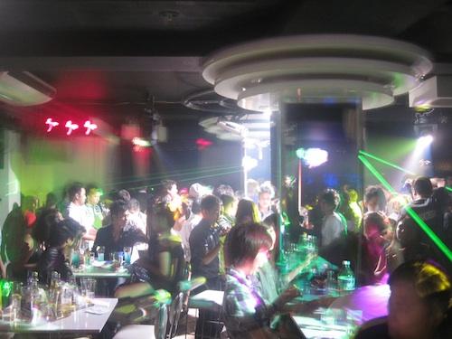 party singapore grand prix