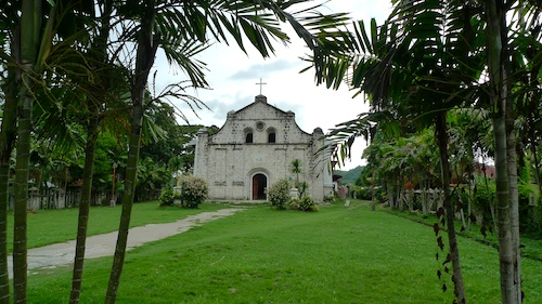 San Isidro Labrador Church in Navalas