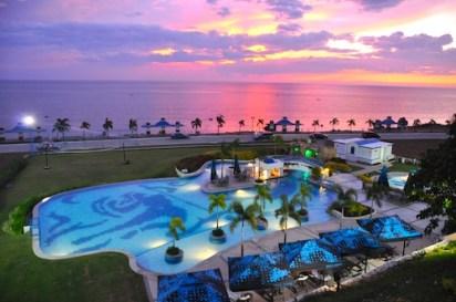 Sunset in Thunderbird Resorts