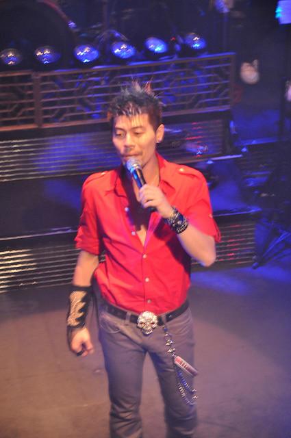 Cantopop Performer