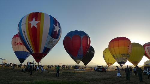 Philippine International Hot Air Balloon Fiesta 2011