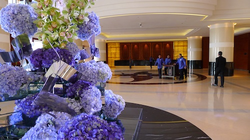 Radisson Blu Cebu Lobby