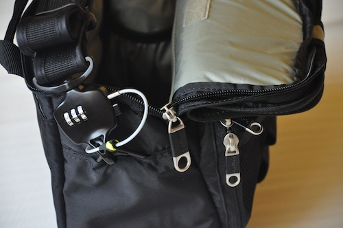 CamSafe Camera Shoulder Bag