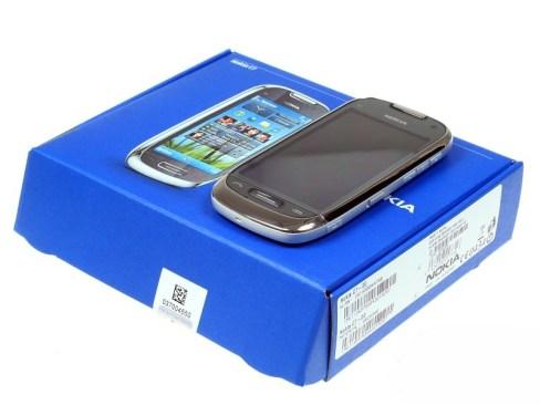 Nokia C7 in Box