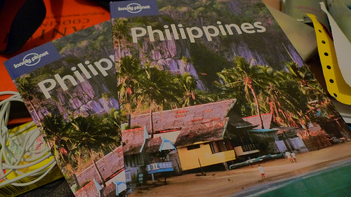 Bring a Destination Guidebook