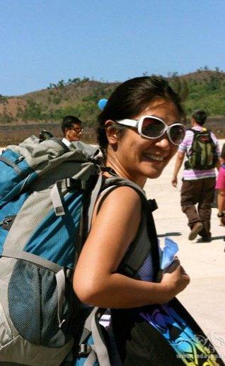 Lilliane Cobiao of Wanderlass.com
